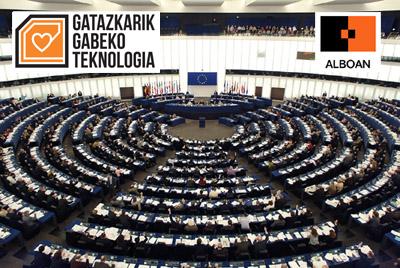 parlamento-europeo alboan euskera