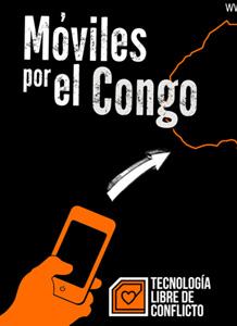 Dona móviles por el Congo