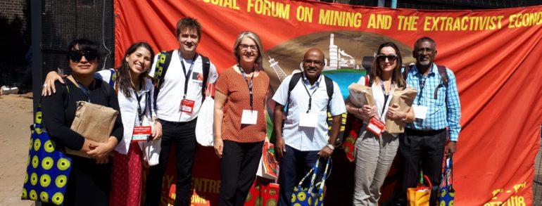 ALBOAN en el foro social temático de la minería y el extractivismo (2)